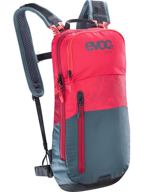 Evoc CC Backpack 6 L red-slate